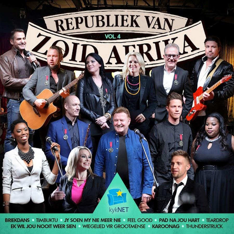 Republiek Van Zoid Afrika - Vol 4
